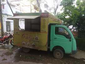 Selling TATA ACE Fully Equipped Food Truck