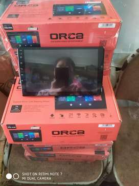 Tv android 9 inch ORCA ( Megah top )