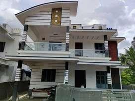 thrissur mannuthy madakathara 5 cent 4 bhk new villa