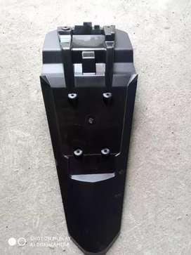 Spakboard Motor yamaha byson