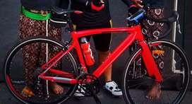 Sepeda Balap 2x8 Speed