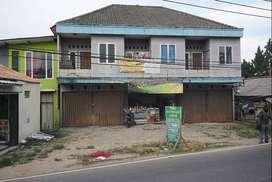 Jual Ruko 2 Lantai di Gerunggang Pangkalpinang Pulau Bangka