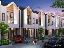 Villa siap huni Grande Private Residence Karya Medan