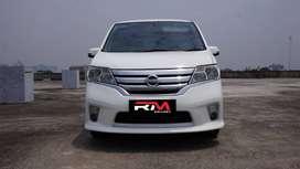 Nissan Serena Highway Star 2.0 (HWS) 2013 Siap Pakai Nego