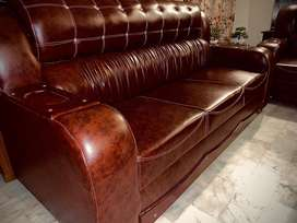 Fabric Leather sofa and all home furniture brand New all home furnitur