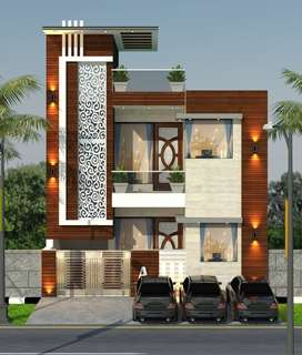 Luxary Villas/House 4 BHK Double storied