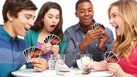 Kartu Uno UNO Flip Card Game