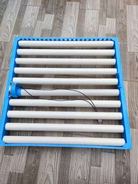 64 Eggs Automatic Chicken Quail Duck Incubator Automatic Turning