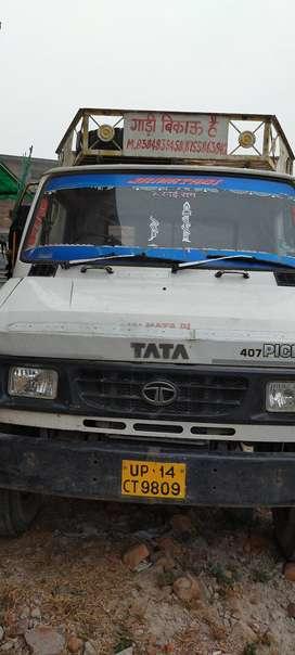 Tata407 pickup