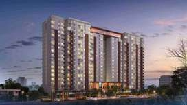2 BHK Flats for Sale in Vajram Newtown in Thanisandra Main Road
