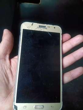 Screen tut gaya h Samsung j7