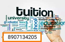 Tution for class 7-10 both online and offline..(Hourly and monthly)