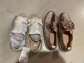 H&M and Next New Shoes