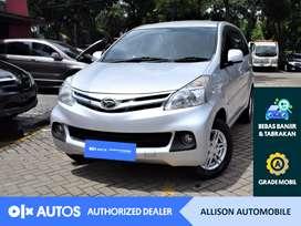 [OLX Autos] Daihatsu Xenia 2012 1.3 R A/T Bensin Silver #Allison