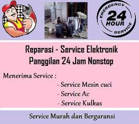 Ahlinya service Mesin cuci Electrolux 1tabung Ac Showcase | Kompor