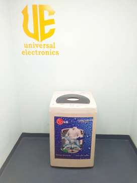 +@# LG fuzzy logic Top load washing machine in excellent condition