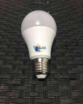 Bohlam /Lampu Bulb LED 5 Watt 12 Volt DC Ulir E27 600Lumen