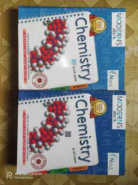 Modern ABC CHEMISTRY GUIDE BOOK class 11th science  part 1&2