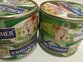 King Fisher Tuna 170gr minyak nabati