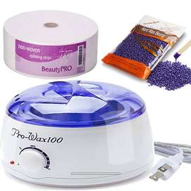 Hot Wax Heater,  Protect your luscious skinFor hair and skin that shi