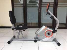 Sepeda statis Recumben FC 800R Gym Murah Dijamin Asli