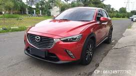 Mazda CX3 Touring 2017 , Low KM 23rb,Red on Black, CX-3 Grand Touring