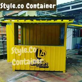 DISKON AWAL TAHUN | CONTAINER BOOTH | CONTAINER FOOD COURT | CONTAINER