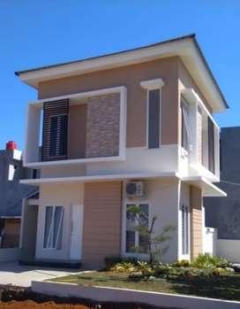 Rumah Lantai 2 , murah dapatkan subsidi KPR 5jt lokasi antang Makassar