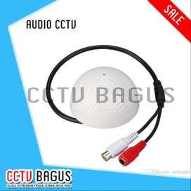 AKSESORIS AUDIO CCTV