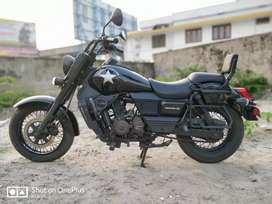 Commando 300 brand new condition