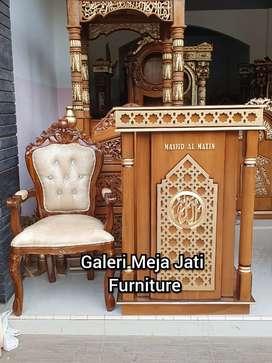 Mimbar Masjid.podium B37talk