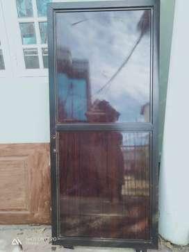 Sliding door& wooden door