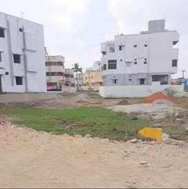 Budget Plot for Sale near SRM College Potheri