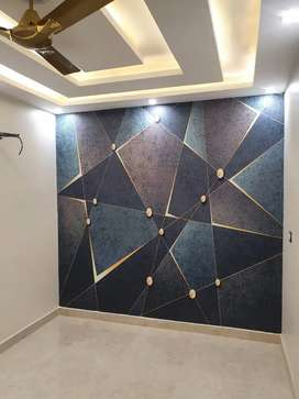 2Bhk floor with Lift & Car Parking, fully loan approved