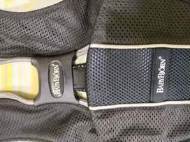 New and Unused BABY BJORN Baby Carrier with Back Support &Higher Model