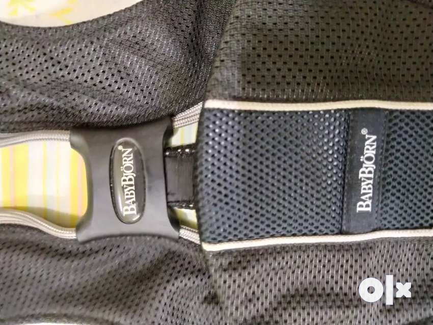 New and Unused BABY BJORN Baby Carrier with Back Support &Higher Model 0