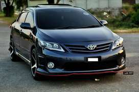 Toyota Corolla Altis SR 2012 on easy installment