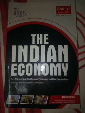 The Indian Economy By SANJIV VERMA