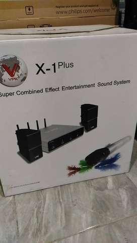 VPK Smart Box Super Combine Effect PRO Power Amplifier