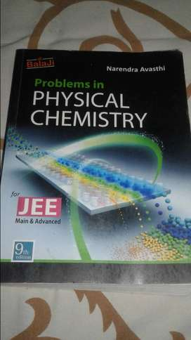 N. Avasthi.  Problems in Physical chemistry   ( for mains & advance)