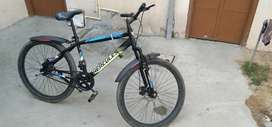 Good condition new brand Hercules cycle for ceiling