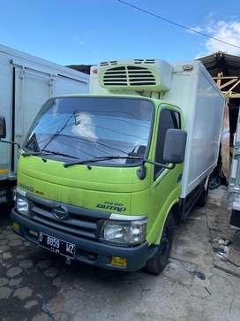 Truck Hino Dutro 110 SDL BOX PENDINGIN 2013