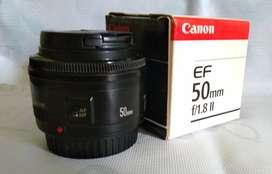 Lensa fix 50 mm 1,8