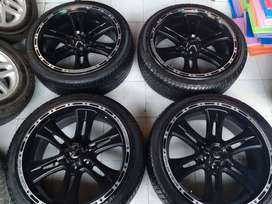 Ring 22 an american style off road incubus pcd 139.7x6 FORTUNER PAJERO