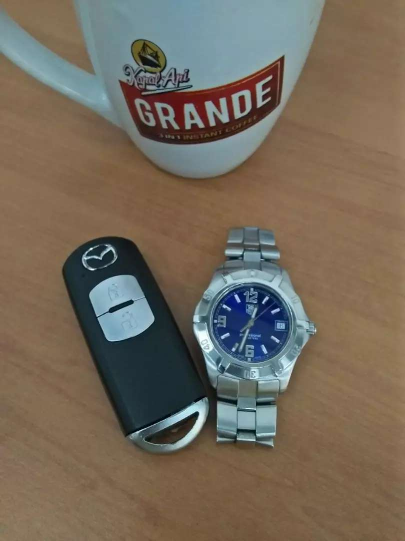 TAGheuer 2000 profesional 200 WN1112 blue dial 0