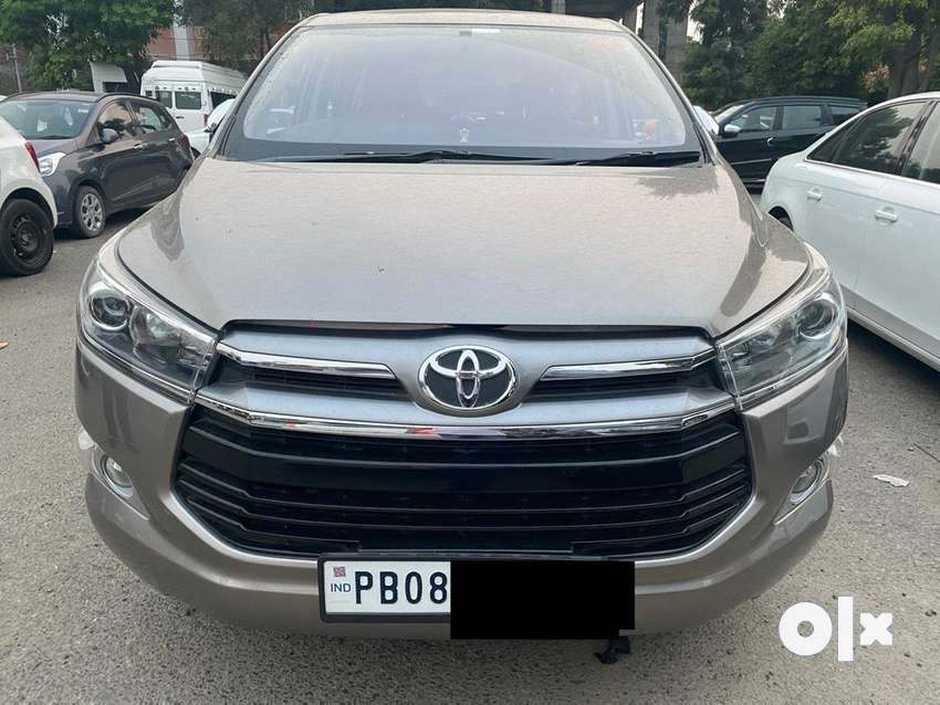 Toyota INNOVA CRYSTA 2.8 GX CRDi Automatic, 2017, Diesel 0
