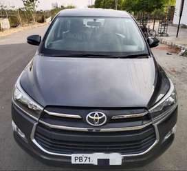 Toyota Innova Crysta 2.8 GX AT, 2019, Diesel