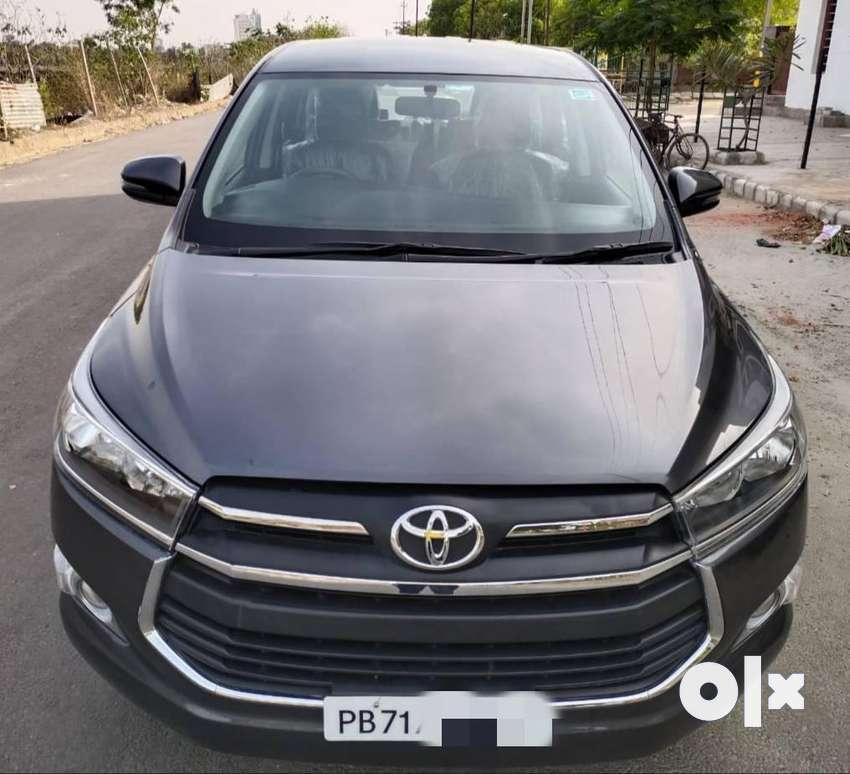 Toyota Innova Crysta 2.8 GX AT, 2019, Diesel