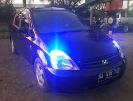 Honda Stream 2002 Manual 75 jt Nego