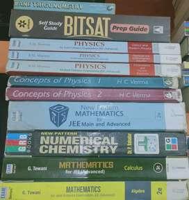 Jee main and advance preparation books